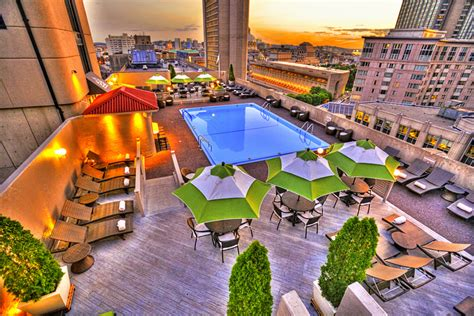 the backyard w hotel 30 best hotel rooftop pools for taking a quick dip wow
