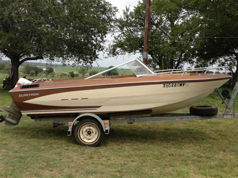 glastron runabout boat glastron ssv hull for sale