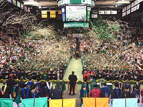 Uab Summer Mba by Uab News Uab To Celebrate Commencement Ceremonies