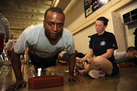 what does pt boat stand for uscg physical fitness assessment pfa military