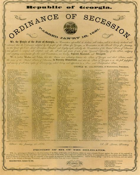 The War Of Secession the civil war part 1 why the south seceded 171 the bottom line