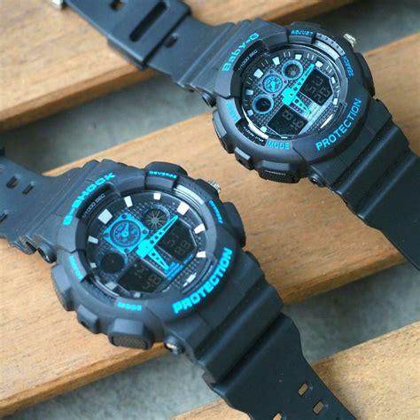 Jam Tangan Cauple G Shock Baby G Ga100 Dual Time jam tangan beep33r on quot g shock baby g digital limited edition rm125