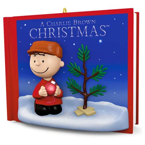 2016 a charlie brown christmas hallmark keepsake ornament