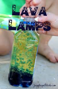 lava lamps juggling with kids