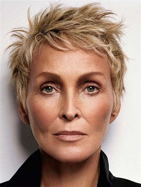 images of spikey hair for 60 short spiky haircuts for women over 60 short hairstyle 2013