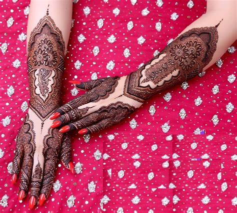 top 50 bridal mehndi designs for front and back