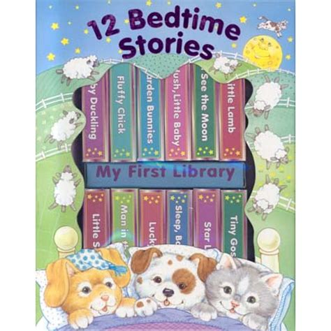 Bedtime Stories Mini Library pi my learning library 12 bedtime stories babyonline