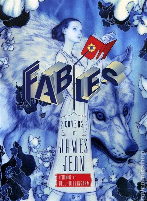 fables covers by james fables covers by james jean hc 2008 dc vertigo comic books