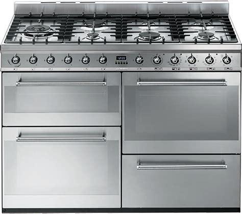 smeg cooktop manual buy smeg symphony syd4110 110 cm dual fuel range cooker