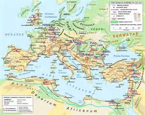 rome map rome mediumhistorica