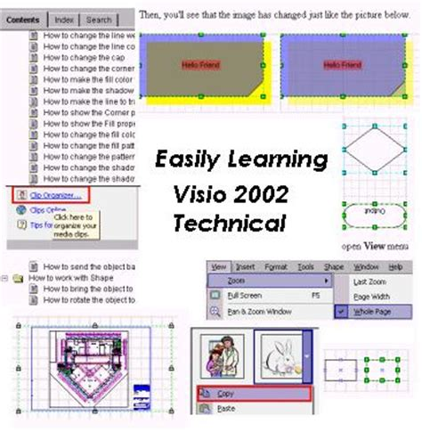 visio technical support visio 2002 technical program for