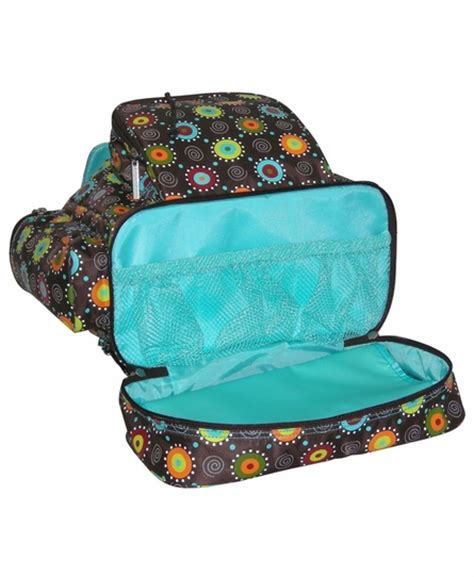 doodle bed in a bag backpack bag in doodle bugs by kalencom