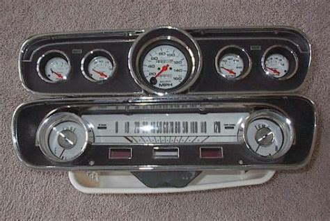 transmission control 1964 ford mustang instrument cluster instrument panel upgrade on 1964 1966 ford mustangs mustang tech articles cj pony parts