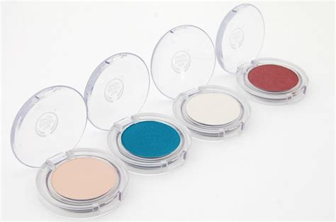 bodyshop eyeshadow the shop colour crush eyeshadow collection