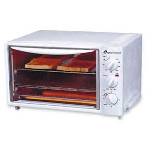 How To Bake In A Toaster Oven Original Gourmet Og20 Toaster Oven Cfpog20 Supplygeeks Com