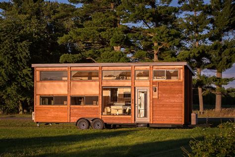 how to buy a tiny house tiny house with full size appliances can sleep 8 curbed