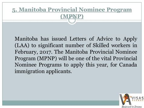 Support Letter Mpnp Best Canadian Provinces To Move In 2017