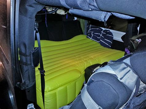 Jeep Mattress Sleep In Your Jeep 2dr Page 2 Jeep Wrangler Forum