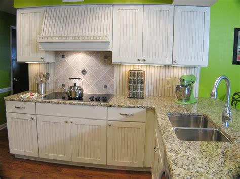 beadboard kitchen cabinets kitchen wall covering ideas photos hgtv