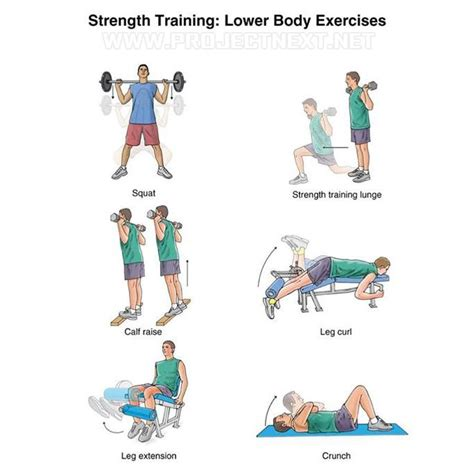 at home lower workouts