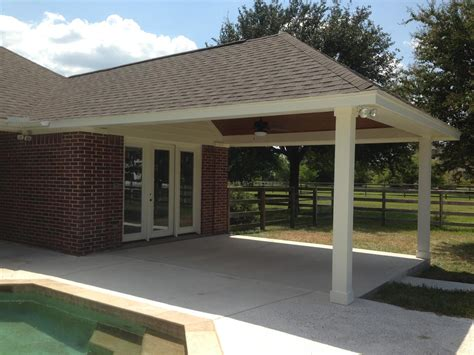 covered patio houston outdoor covered patio builders in