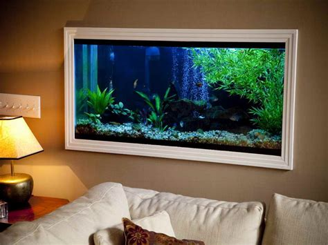 fish tank bedroom to have a fish tank built into the wall i would love this