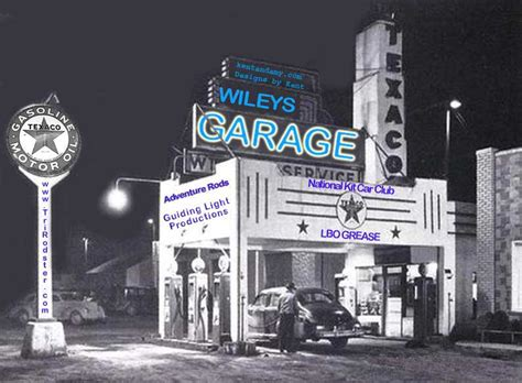 Grease Garage by Wileys Garage
