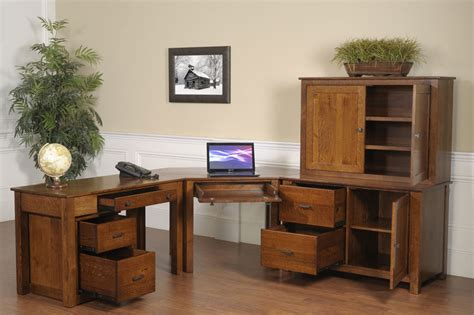 mission modular 60 quot credenza ohio hardwood furniture