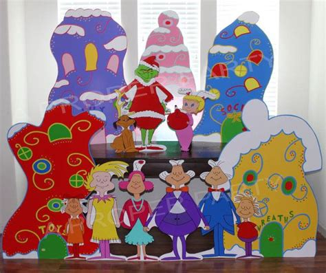 whoville decorations online 1000 images about grinch on dr seuss outdoor and pool noodles