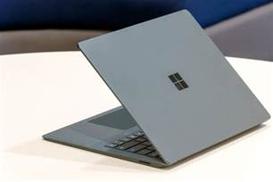 2017 Interior Color Trends Microsoft Surface Laptop Review A New Breed Of Pc