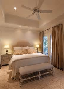 Beige Bedrooms by Bedroom Tray Ceiling Design Ideas