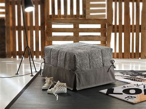 letto pouf pouf letto