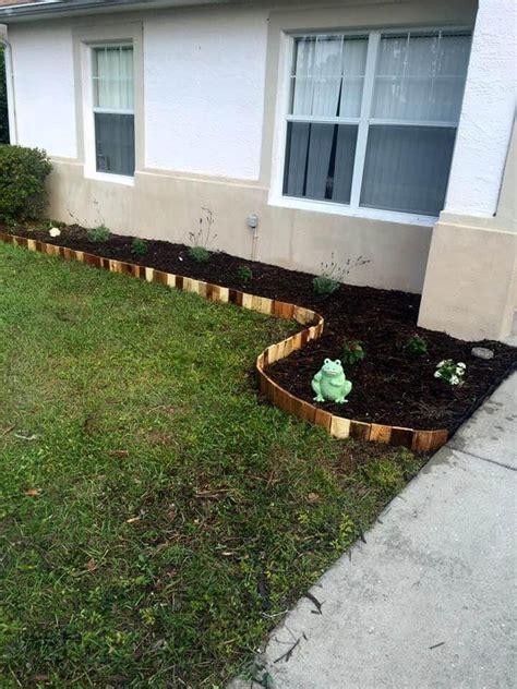pallet flower bed 70 pallet ideas for home decor pallet furniture diy