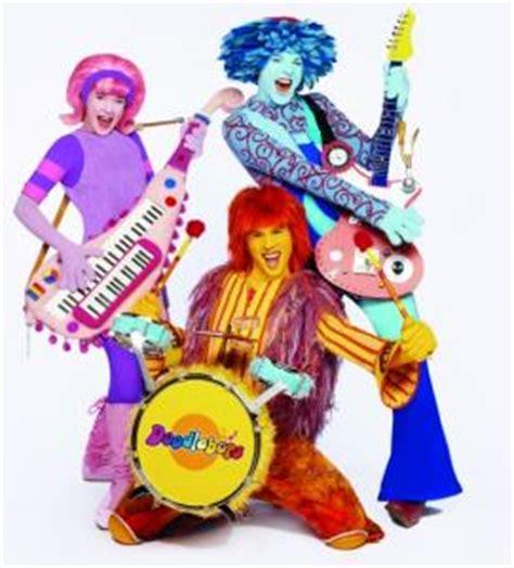 blue doodlebops name playhouse disney shuffle