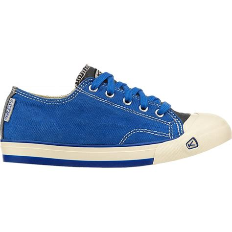 keen coronado sneaker keen youth coronado olympian blue a classic canvas