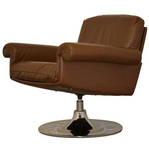 swivel armchairs for sale vintage de sede ds 31 lounge swivel armchair 1970s for