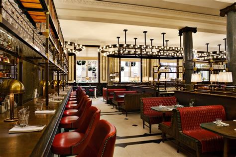 Duo Dining Room Bar Holborn Dining Room At Rosewood The Bon Vivant