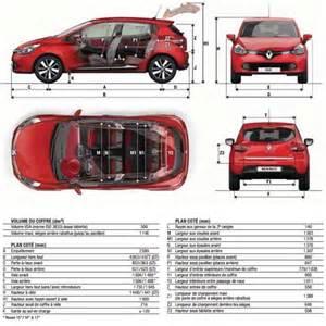 Renault Clio Dimensions Clio Iv Dimensions The Automobilist