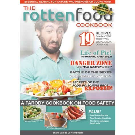 the grossery a rotten easter books the rotten food cookbook rotten food cook book