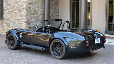 Cobra Auto Replica by 1965 Backdraft Shelby Cobra Replica F261 Kissimmee 2016