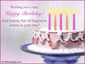 a birthday wish free happy birthday ecards greeting