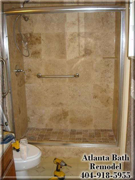 travertine shower ideas 16 x 16 shower tile atlanta shower remodel travertine shower ideas pictures images