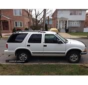 Chevrolet Blazer 2000 White