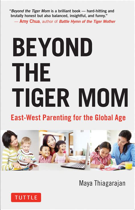 beyond the tiger east west parenting guide