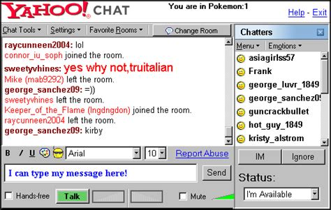 Chat Room Websites by Starcraft Blue Is Me