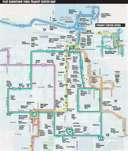 map of yuma arizona my