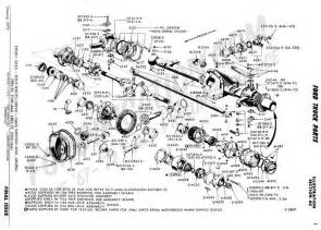 78 4x4 front axle schematic ford truck enthusiasts forums