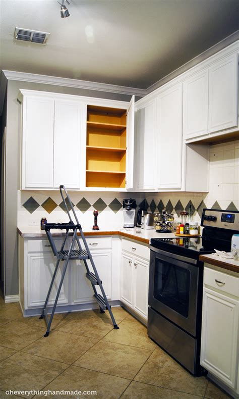 How To Take Down Kitchen Cabinets by Kitchen Remodel Removing Upper Cabinets