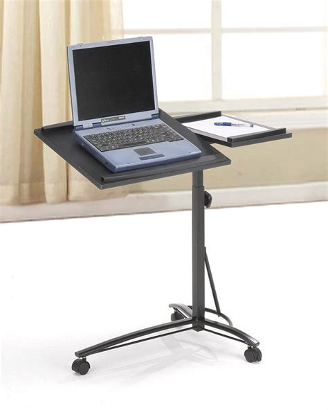 tall computer desks for home adjustable height desk laptopherpowerhustle com