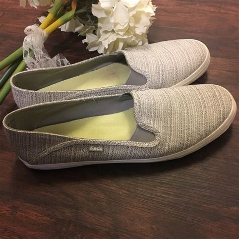 nice boat shoes 63 off keds shoes nice gray ladies slip on boat shoes